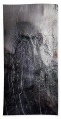 Tears Of Ice Hand Towel by Gun Legler