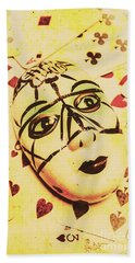 Telling Tales From Tomorrow Hand Towel