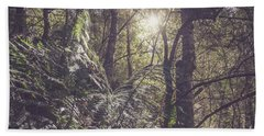 Temperate Rainforest Canopy Bath Towel