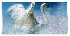 Tempestuous Beauty Bath Towel