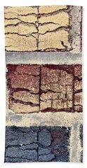 Tender Bricks Hand Towel