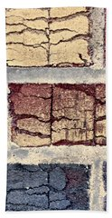 Tender Bricks Bath Towel