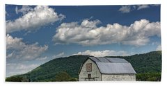 Tennessee Barn Quilt Hand Towel