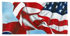 Tennessee Heroes Hand Towel