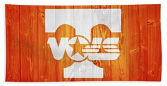 Tennessee Volunteers Barn Door Hand Towel