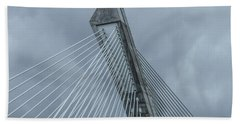 Terenez Bridge II Bath Towel