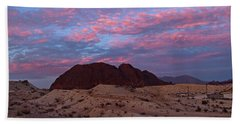 Terlingua Sunset Bath Towel