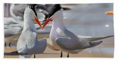 Terns Head2head Hand Towel