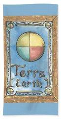 Terra Bath Towel