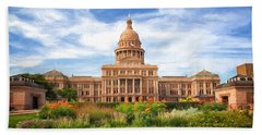Texas Impressions Texas State Capitol II Hand Towel