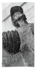 Texas Rangers Little Boy Statue Hand Towel