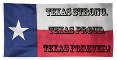 Texas Strong Bath Towel