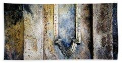 Textured Wall Bath Towel
