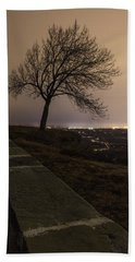 Thacher Park Twilight Bath Towel