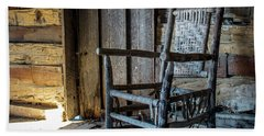 Thacker Cabin Chair Hand Towel