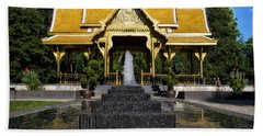 Thai Pavilion - Madison - Wisconsin Bath Towel
