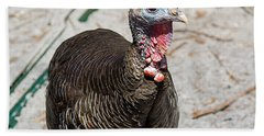 Thanksgiving Escapee Hand Towel