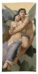 The Abduction Of Psyche Bath Towel