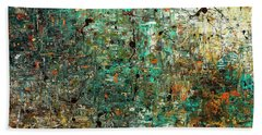 The Abstract Concept Bath Towel