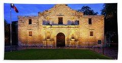The Alamo Hand Towel