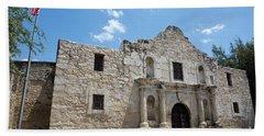 The Alamo Texas Hand Towel