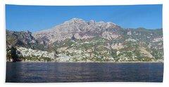 The Amalfi Coast - Panorama Hand Towel
