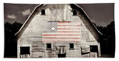 The American Farm Bath Towel