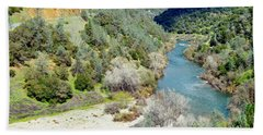 The American River Hand Towel
