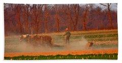 The Amish Way Hand Towel