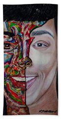 The Artist Within Hand Towel