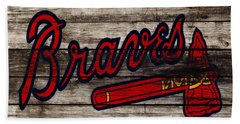 The Atlanta Braves 3h    Bath Towel