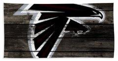 The Atlanta Falcons 3c Bath Towel