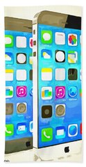 The Awesome Iphone 6 - Da Hand Towel