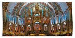 The Basilica Hand Towel