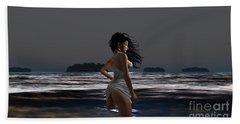 The Beach 4 Hand Towel