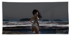 The Beach 4 Bath Towel
