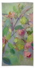 The Beauty Of Spring Hand Towel