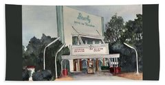 The Beverly Drive Inn Hand Towel