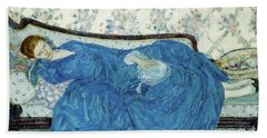 The Blue Gown, 1917  Hand Towel