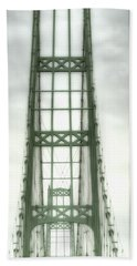 The Bridge Of 1939 Bath Towel