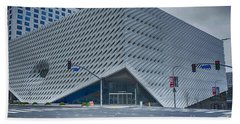 The Broad Museum Hand Towel