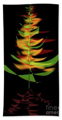 The Burning Bush Hand Towel