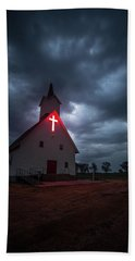 Bath Towel featuring the photograph The Calling by Aaron J Groen