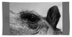 The Camels Eye  Hand Towel