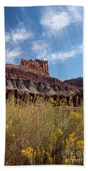 The Castle Capital Reef Hand Towel