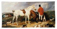 The Change, 1823 Hand Towel