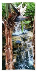 The Choice For Life Hand Towel by Kicking Bear Productions