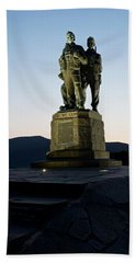 The Commando Memorial Bath Towel