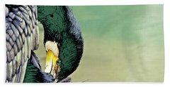 The Cormorant Hand Towel