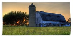 The Country Sunset Hand Towel